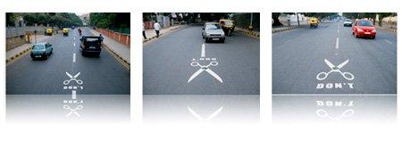 En Inde, la sécurité routière ludique